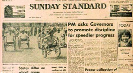 March 21, 1976, Forty Years Ago: Discipline Must