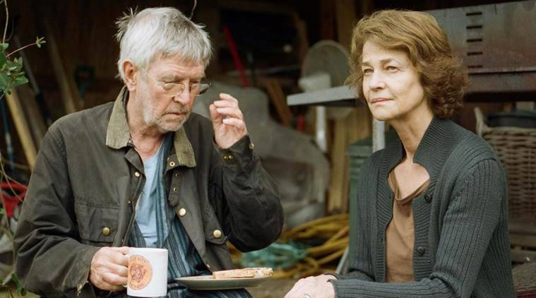 45 Years review, 45 Years Movie review, 45 Years, Charlotte Rampling, Tom Courtenay, Geraldine James, 45 Years film review, movie review, review, stars, ratings, movie review 45 Years, reiew 45 Years, Entertainment news