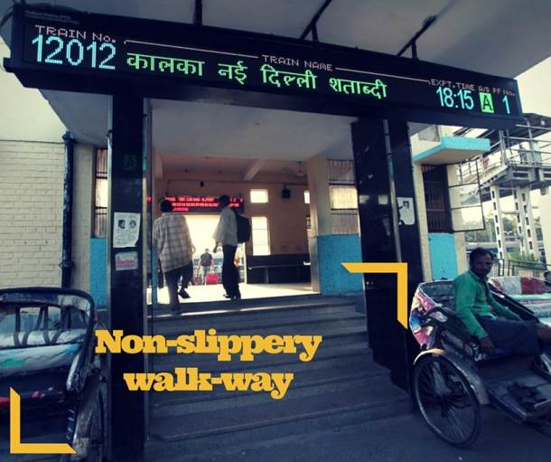 Indian Railways opens doors for differently abled, literally