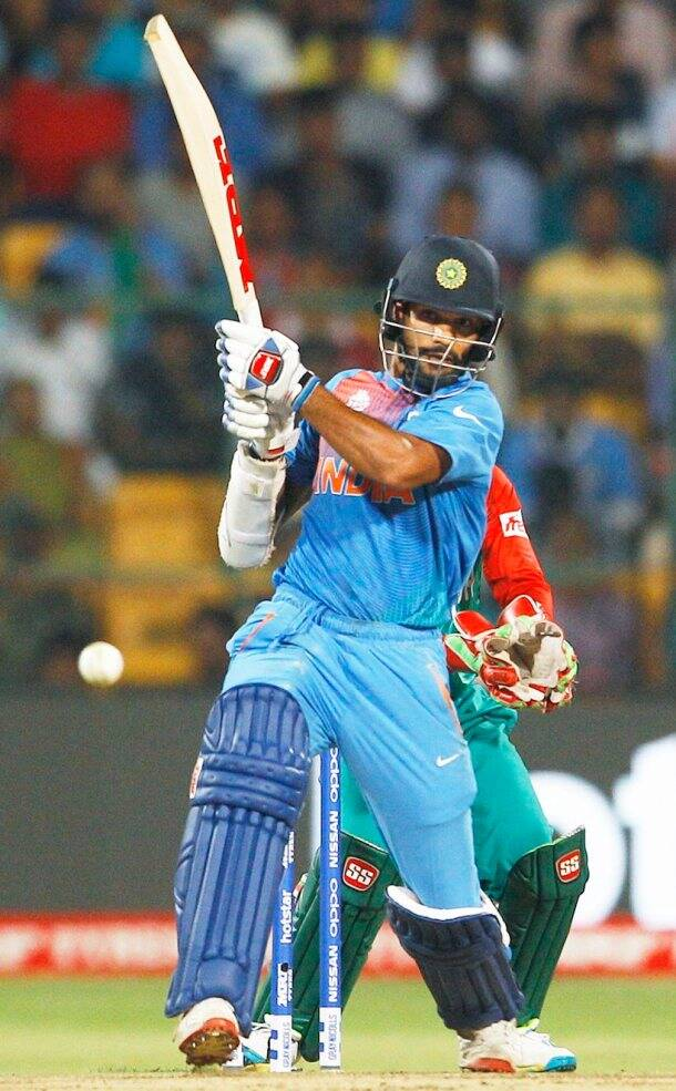 Shikhar Dhawan, Chinnaswamy Stadium, Bangalore, india vs bangladesh, india vs bangladesh, cricket photos