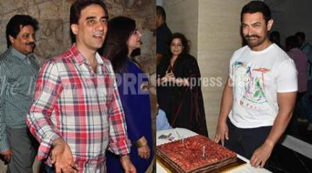 Aamir Khan likes to eat seekh kababs on his birthday, reveals brother Faisal Khan