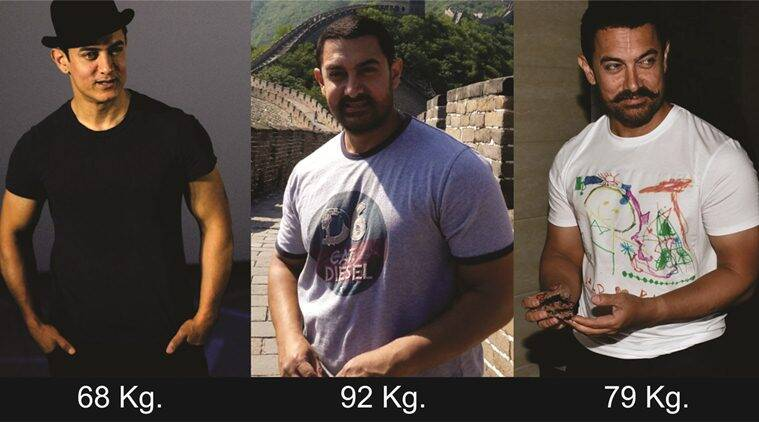 Dangal Actor Aamir Khan To Donate His Plus Size Clothes