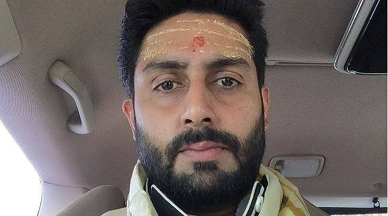 Abhishek Bachchan, Kashi Vishwanath temple, Kashi Vishwanath temple abhishek, Abhishek Bachchan news, Abhishek Bachchan film, Abhishek Bachchan upcoming film, entertainment news