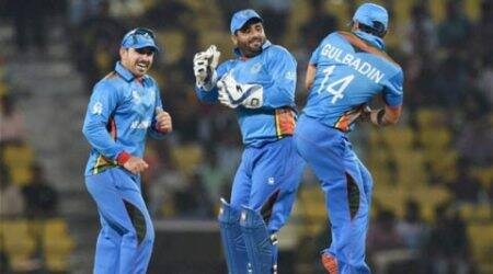 ICC World T20: Afghans play foot-tapping cricket