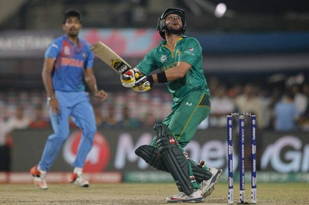 Shahid Afridi, India vs Pakistan, Ind vs Pak, World T20