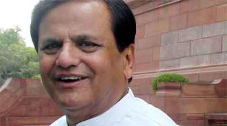 Rail Budget debate: Govt hiking fares through back door, making Railways sick: Ahmed Patel