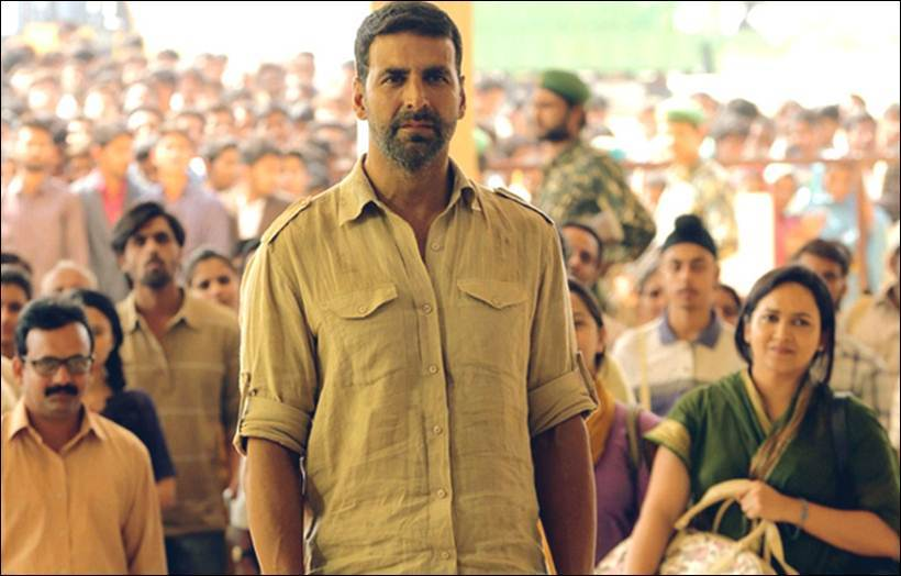 Airlift opening box office collection, airlift