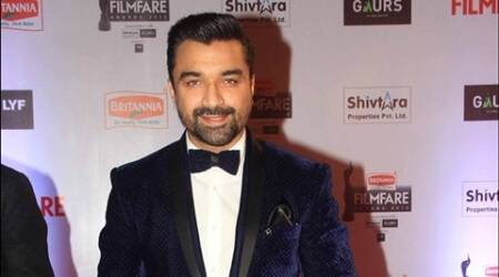 Ajaz Khan denies sending lewd messages to model