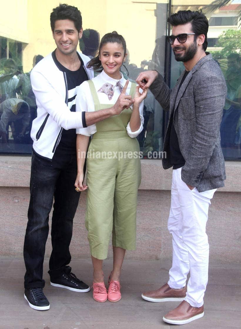 Kapoor & Sons, Sidharth Malhotra, Fawad Khan, Alia Bhatt