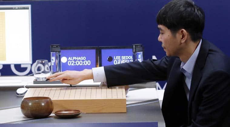 AlphaGo, Google, DeepMind, Google DeepMind win, AlphaGo vs Lee Sedol, Lee Sedol loss, AlphaGo, DeepMind AlphaGo vs Lee Sedol, Go, Chinese game Go, technology, technology news