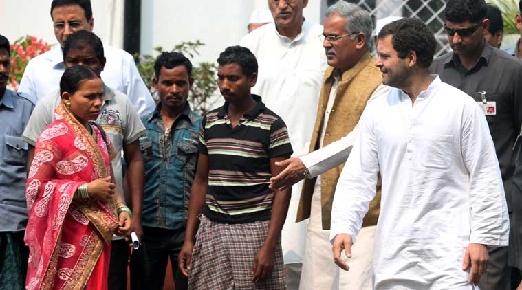 Congress Vice-President, Rahul Gandhi, Bastar Tribals, Chhattisgarh Tribals, Narendra Modi, BJP, Politics, India news,