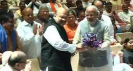 BJP parliamentary party meets in Delhi ahead of stormy parliamentsession