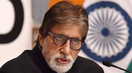 Amitabh Bachchan on Bofors: Me and my family were painted with the darkest colours ever