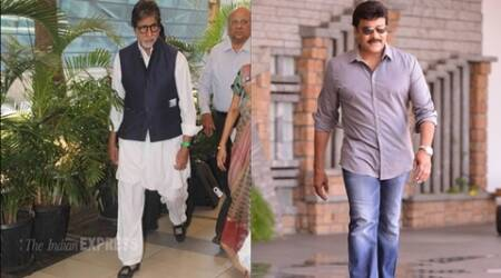 Amitabh Bachchan, Chiranjeevi to attend Nadigar Sangam cricket match