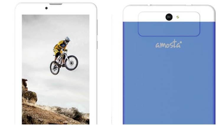 Amosta has announced a new budget tablet running Android that will compete against the likes of Datawind