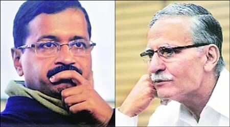 AMU V-C requests Kejriwal for an office space incapital