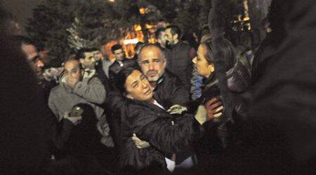 Turkey: Ankara car bomb kills 37, second attack in month