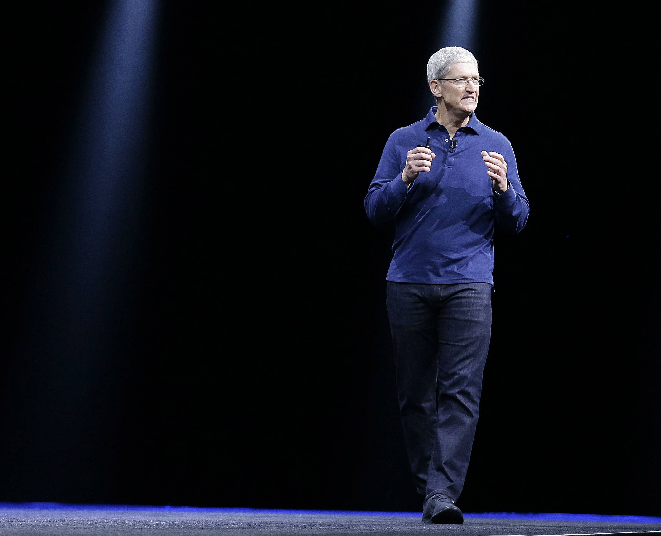 Apple S Busy Week Kicks Off With Iphone Se Launch Event Technology News The Indian Express