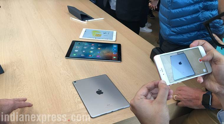 Apple, iPhone, iPhone SE, iPad Pro, 9.7-inch iPad Pro, iPad Pro specs, iPad Pro price, India launch, tech news, technology