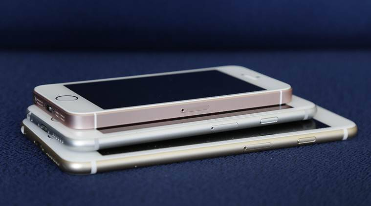 Apple iPhone SE is a refined version of iPhone 5s with an internals that match iPhone 6s (Source: AP)