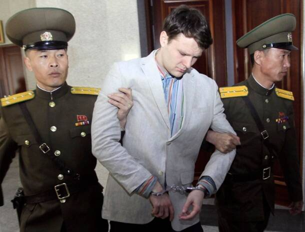 US States and north korea, US student in north korea, US student, united states student, white house to n korea, north korea and united states, united states and north korea, north korea and us relations, world news