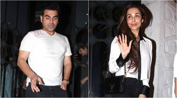 arbaaz khan, malaika arora khan, arbaaz khan pics, malaika arora khan pics, arbaaz khan malaika, arbaaz khan maliaka pics, arbaaz khan maliaka dinner pics, arbaaz khan divorce, arbaaz khan news, arbaaz khan maliaka divorce, arbaaz khan malaika family, arbaaz malaika pics, arbaaz maliaka photos, arbaaz malaika together, entertainment