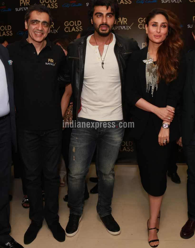 Kareena Kapoor Khan, Arjun Kapoor
