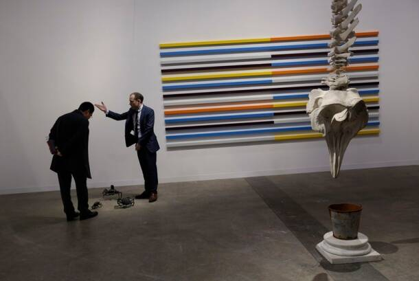 Art Basel, Hong Kong 2016: Exploring the strangeness in art