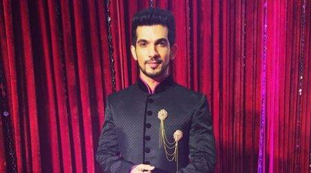 Arjun Bijlani to play double role in 'Naagin'