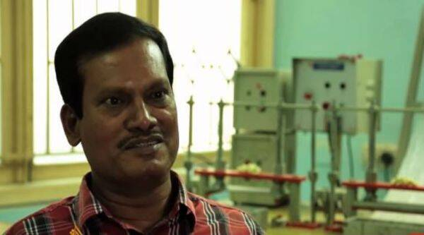 Arunachalam Muruganantham, India's Menstruation Man/ Screenshot