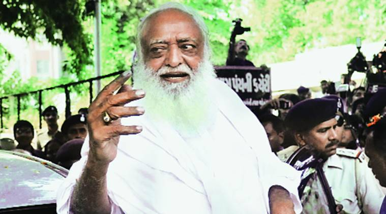 asaram bapu, asaram case, asaram witness, ahmedabad jail, indian express lucknow
