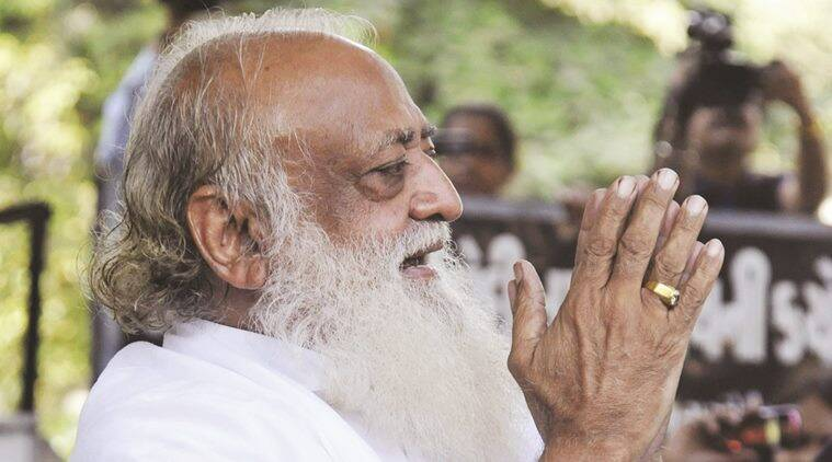 asaram , asaram bapu, asaram rape case, asaram rape, trial asaram case, indian express news, india news