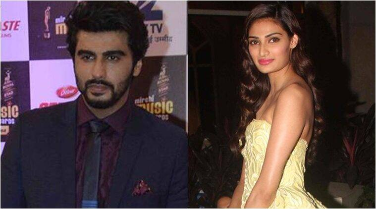 Arjun Kapoor, Athiya Shetty,  Arjun Kapoor athiya, Athiya Shetty film, Ki & Ka, Athiya Shetty news, Athiya Shetty upcoming film, Athiya Shetty father, Athiya Shetty arjun kapoor, entertainment news