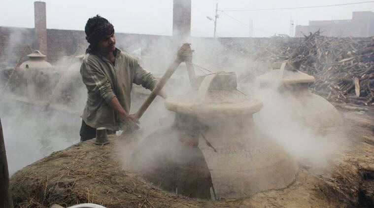 Smells like love: Attar being made in the traditional way in the city. (Photo: Faisal Fareed)