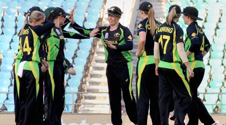 ICC Women's World T20 match