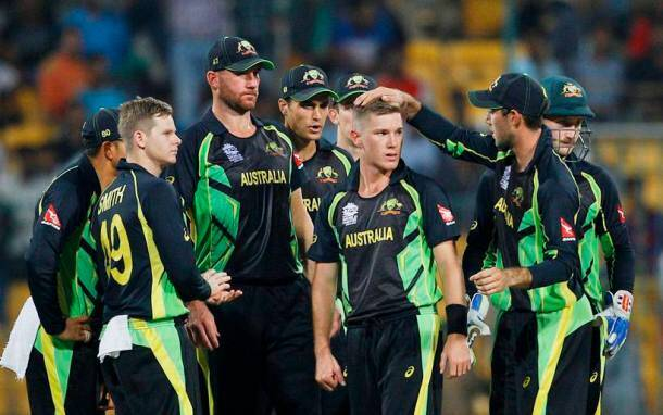 Aus vs Ban, Ban vs Aus, ICC World Twenty20