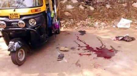 Kerala attack: BJP worker hacked in front ofschoolchildren