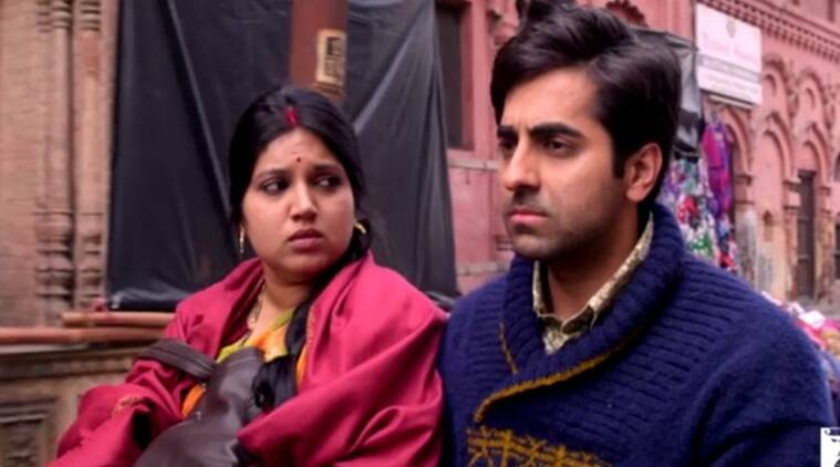 Ayushmann Khurrana, Dum Laga Ke Haisha, Dum Laga Ke Haisha cast, Dum Laga Ke Haisha national award, national award, Ayushmann Khurrana film, Ayushmann Khurrana upcomig film, Ayushmann Khurrana news, entertainment news