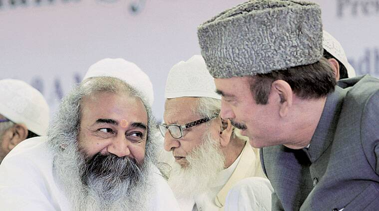 ghulam azad, ghulam rss, ghulam azad rss, islamic state rss, jamait conference, ghulam azad jamait conference, india news