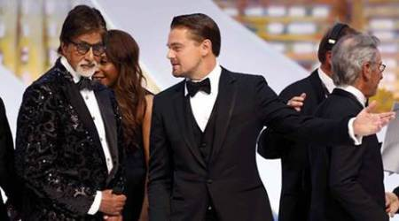 Amitabh Bachchan congratulates Leonardo DiCaprio for his debut Oscar win