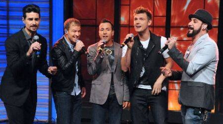 Backstreet Boys to to try out Vegas residency