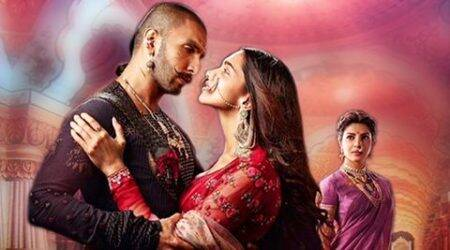 Bajirao Mastani sweeps technical awards at IIFA