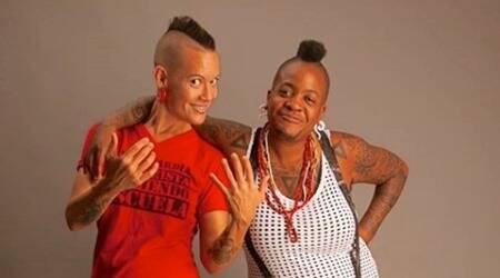 This lesbian hip-hop duo from Cuba fights homophobia withmusic