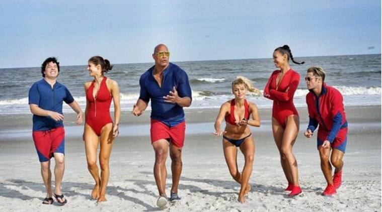 Red Alert: Those Swimsuits From 'Baywatch' Are Back
