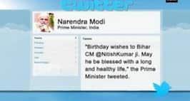 PM Modi tweets birthday greetings to NitishKumar