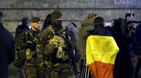 Belgium police arrests Brussels attack suspect, says federal prosecutor
