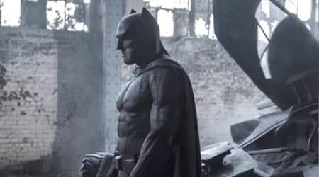 Playing Batman was daunting for BenAffleck
