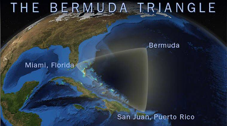 Bermuda Triangle mystery solved? Experts claim 100-feet 'rogue waves