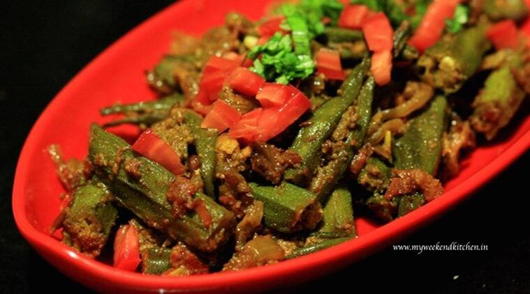 In Indian households, Bhindi find itself on the menu very often. (Photo: Ashima Goyal Siraj)