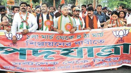 West Bengal: BJP's minority cell chief resigns, to joinTMC